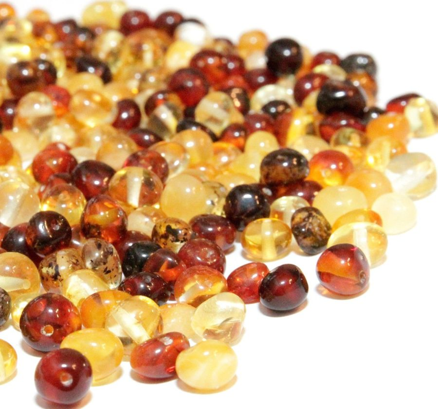How does Baltic Amber work?